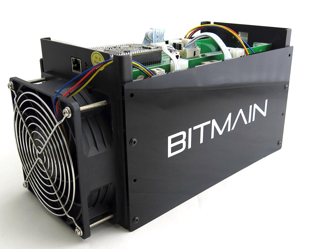 Bitmain S5 Miners
